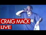 Craig Mack (R.I.P) shutting it down live in London 1995 - rare footage