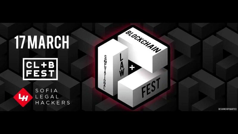 OS University   Computational Law Blockchain Festival 2018