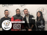 KRISY DE LA FUENTES - #LaSauce sur OKLM Radio 220218 OKLM TV