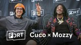 When Cuco Met Mozzy FADER FORT 2018