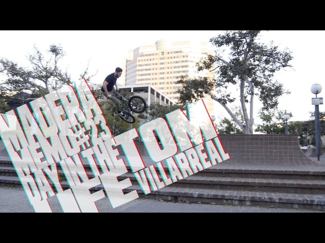 BMX - Madera Memo 23: A Day in the Life...Tom Villarreal insidebmx