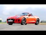 Jaguar F Type S Convertible UK spec