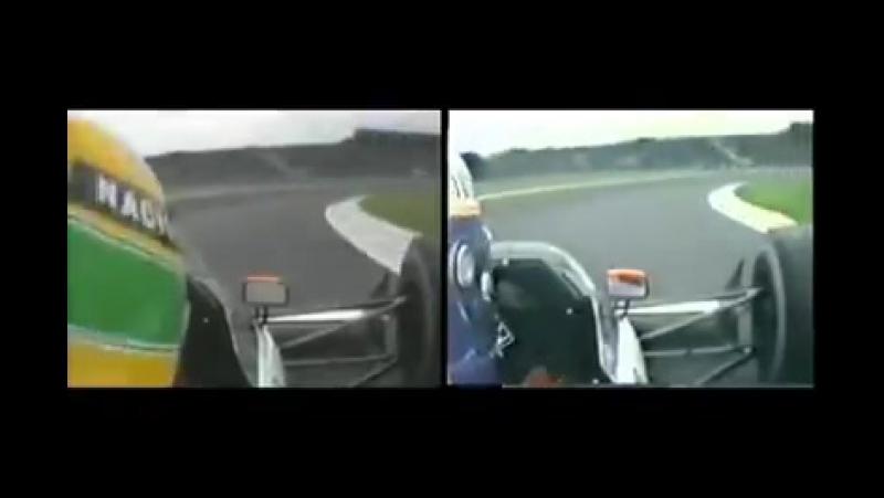 Быстрые круги Сенны и Проста, Гран При Японии 1989