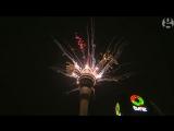 Лучшие в мире фейерверки новогодней ночи — в одном ролике.