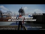 Spider-Man - Exclusive Coverage Trailer (Эксклюзивный трейлер новой игры про Человека - Паука)