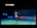 2017 Dubai Superseries Finals [SF] [WS] PUSARLA V. Sindhu vs CHEN Yufei