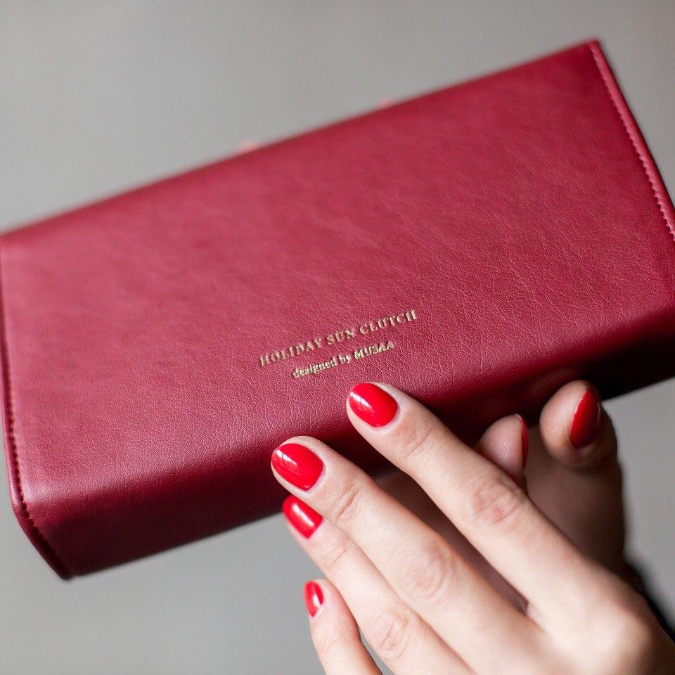 Мини клатч или макси кошелек от MUSAA
