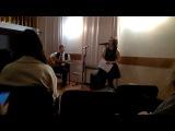 БИ-2 и Юлия Чичерина Мой рок-н-роллcover Anna Magner &amp Андрей Бобнюк (acoustic)