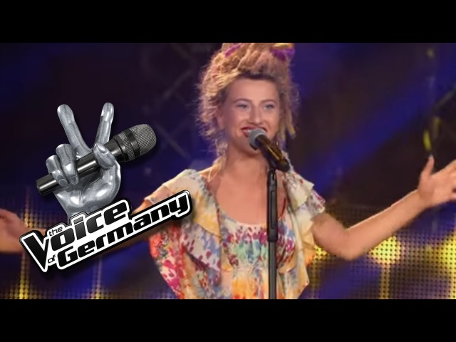 Annie Lennox - I Put A Spell On You   Natia Todua Cover   The Voice of Germany 2017   Blind Audition