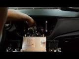 Монтаж и краткий обзор магнитолы с али экспресс на новый Hyundai Solaris 2017