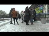 Красотка Юлия Михалкова пересела на трамвай и автобус ради