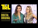 Aly & AJ's Red Carpet Moments w/ Selena Gomez, Zac Efron & Aaron Carter | Guess the +1 | TRL