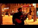Прогулка по Питеру. Уличные музыканты. Танцующие бомжи. Ночь и просто прохожие