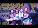 170514 Tiger Girls cover BLACKPINK - Intro BOOMBAYAH @ Check In Cover Dance 2017 Final