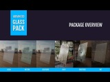 Advanced Glass Transparent Material for Unreal Engine 4 - Details