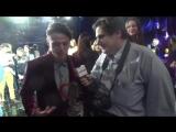 ALEKSEEV / Интервью для ESCKAZ Live in Minsk, Минск (16.02.18)