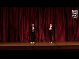 Sarabande by Igor Yampolskiy&Polina Yampolskaya at MXDC 2016 Cabaret