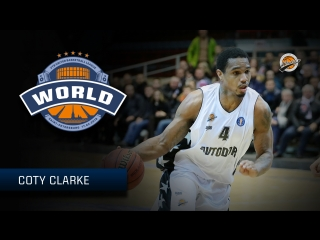 Coty Clarke All Star Game 2018 Profile
