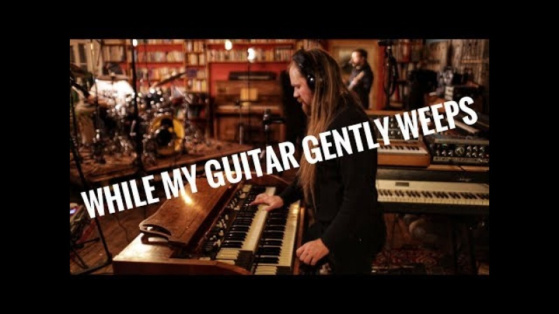 While My Guitar Gently Weeps (The Beatles) - Martin Miller Tom Quayle - Live in Studio
