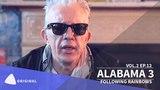 ALABAMA 3 - Following Rainbows TEAfilms Live Sessions Vol.2 Ep.12