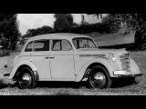 Opel Kadett 4 door Limousine K38 1938–05 1940