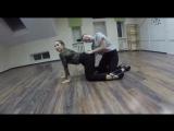 Dancer Chasovskikh Darya/Akimova Nastya