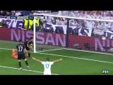 Второй гол Роналду в матче с ПСЖ