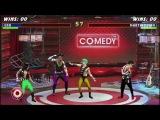 Computer game.mortal kombat. Comedy club.камеди клаб.