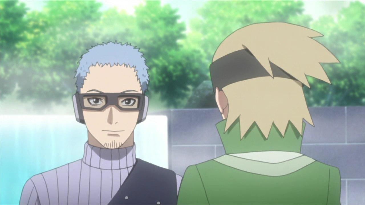 Boruto: Naruto Next Generations - 27, Боруто: Новое поколение Наруто 27, Боруто, аниме Боруто, 27 серия, озвучка, субтитры, скачать