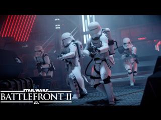 Star Wars Battlefront 2 официальный трейлер с отзывами