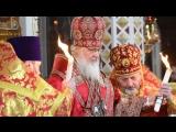 Патриарх Кирилл проводит пасхальное богослужение в храме Христа Спасителя — прямая трансляция