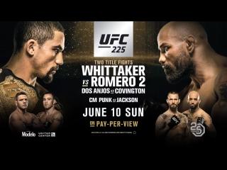 Chi-town bound UFC225