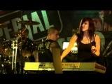 BLEEDING THROUGH - Love Lost In A Hail Of Gunfire For Love and Failing (live 2010)