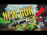 FORTNITE NEW GUN ZAPATRON SNIPER!!! - Fortnite Battle Royale WTF & Funny Moments Episode. 47