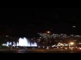 Сирена в Дамаске 14 апреля