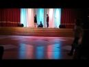 Сценка, отрядный танец и песня