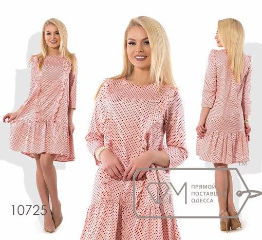 Платье № 10725