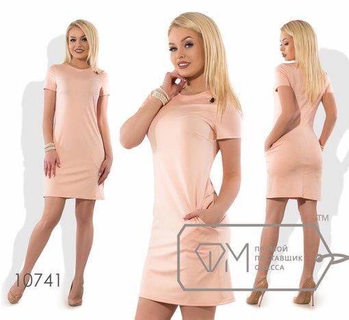 Платье № 10741