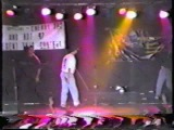 Two Without Hats - The Breeze DanceTry Yazz (Live at Roseland NYC 1990)