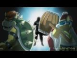 Super Smash Bros x
