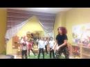 Краски Детства Упр 6 ритмика