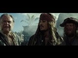 Pirates of the Caribbean 5 bloopers