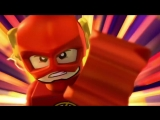 «Лего: Флэш / Lego DC Comics Super Heroes: The Flash» (2018): Трейлер (русский язык)