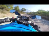 GoPro Motorcycle Gyro Video Moto GP Style #coub, #коуб