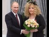 Алла Пугачева и Владимир Путин - Реакция на Бузову
