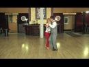 Аргентинское танго Базовые фигуры для начинающих Детально