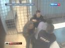 В Интернете появился видеоролик на котором полицейский избивает своего коллегу
