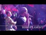 Bishop Lamont &amp Ras Kass @ Flyway feat. Suga Free