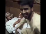 Когда первый уснул на арабской вписке