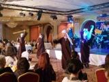 Выступление Камелии в Каире